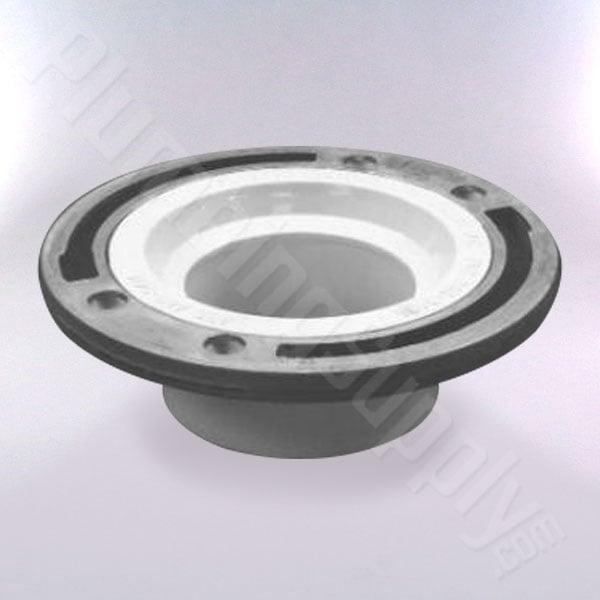 Aluminum Toilet Flange
