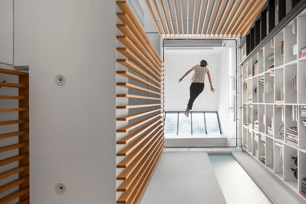 Atrium Townhome by RobitailleCurtis