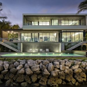 Bass Residence by [STRANG]