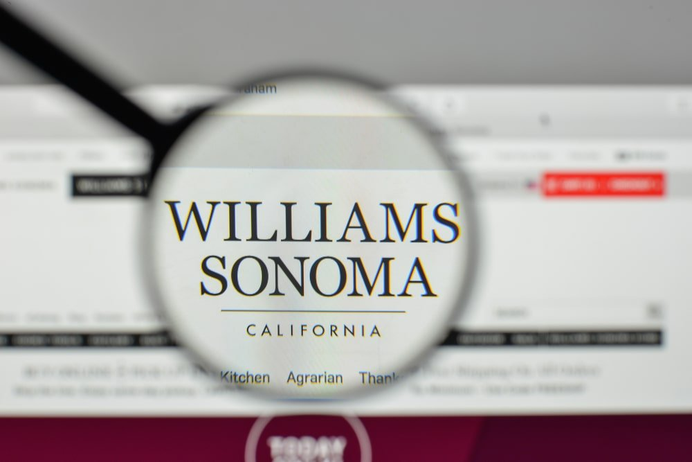 Williams-Sonoma website.