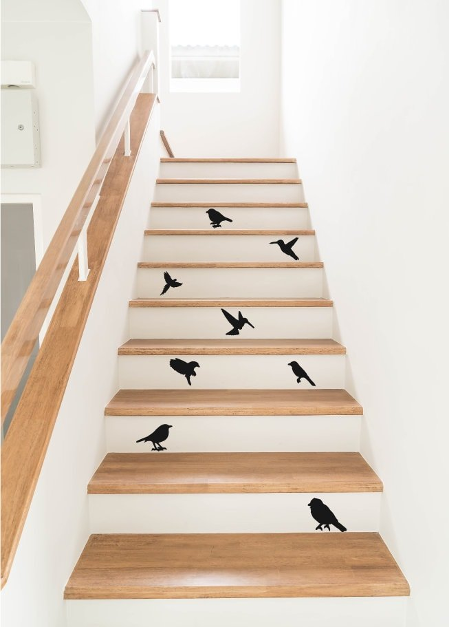 QuoteMyWall Bird Decals