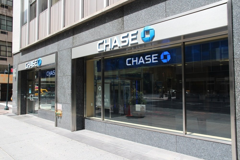 JPMorgan Chase Bank in New York.