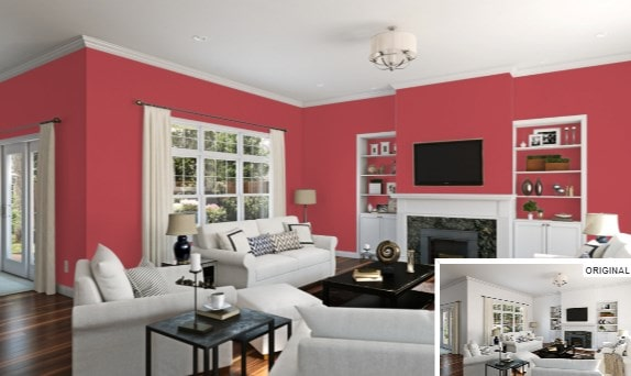 Coral Bells by Sherwin-Williams