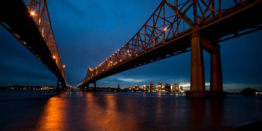 Crescent City Bridges