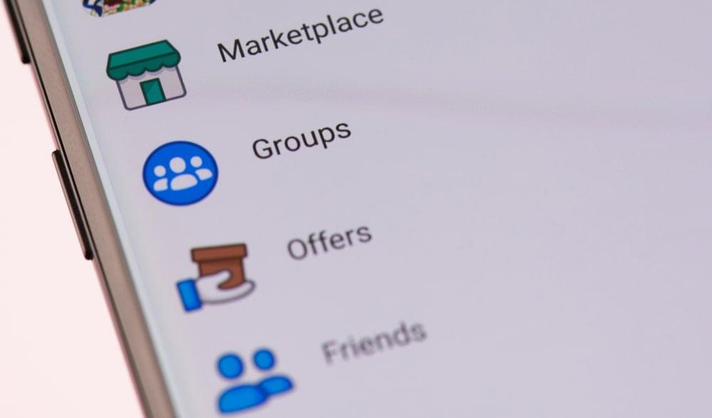 Facebook Marketplace icon