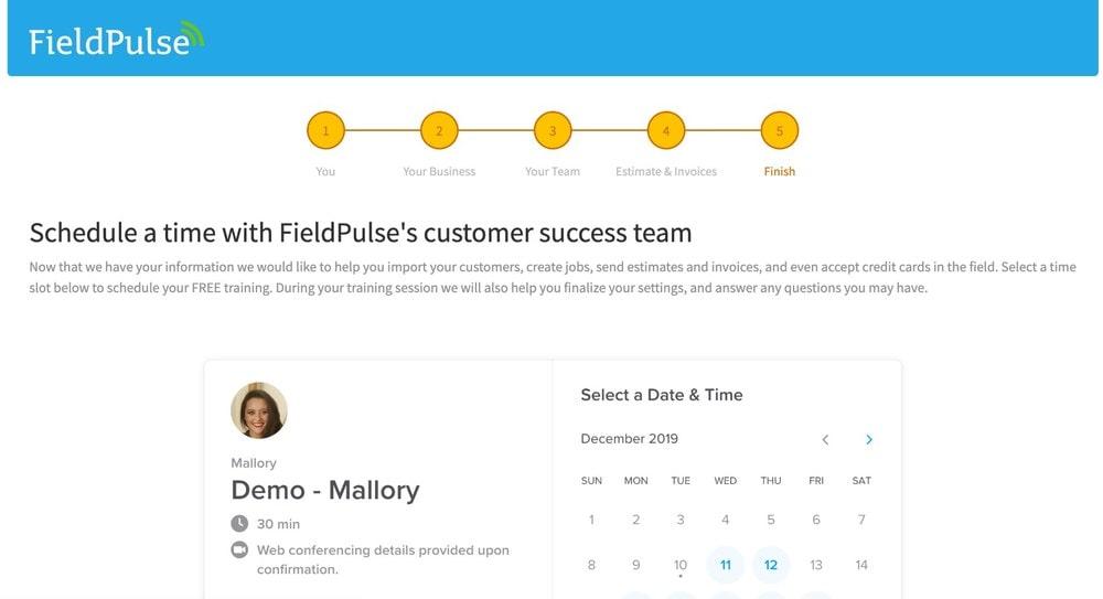 FieldPulse Customer Success Team