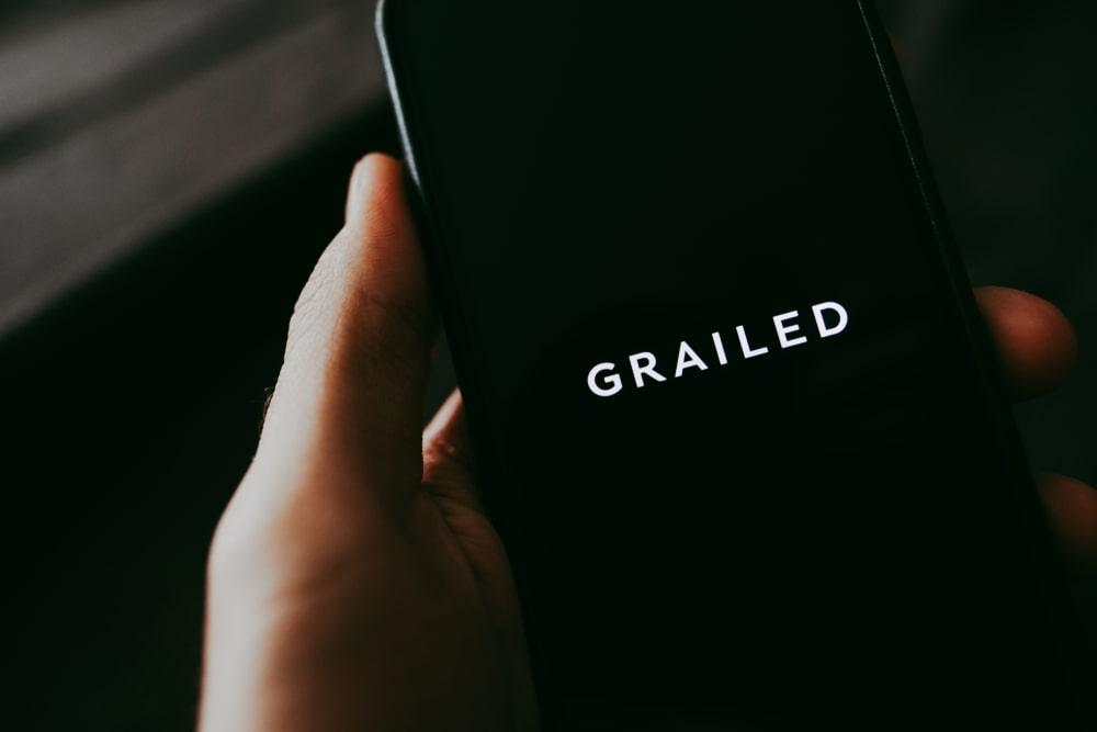 Grailed mobile app