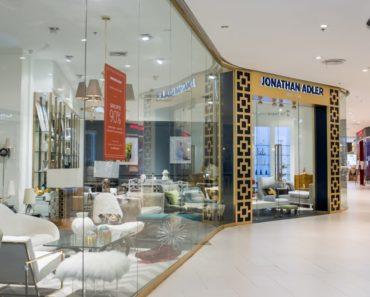 Jonathan Adler store in Bangkok, Thailand.