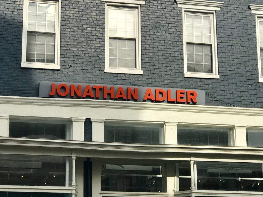 Jonathan Adler store in Washington, DC.