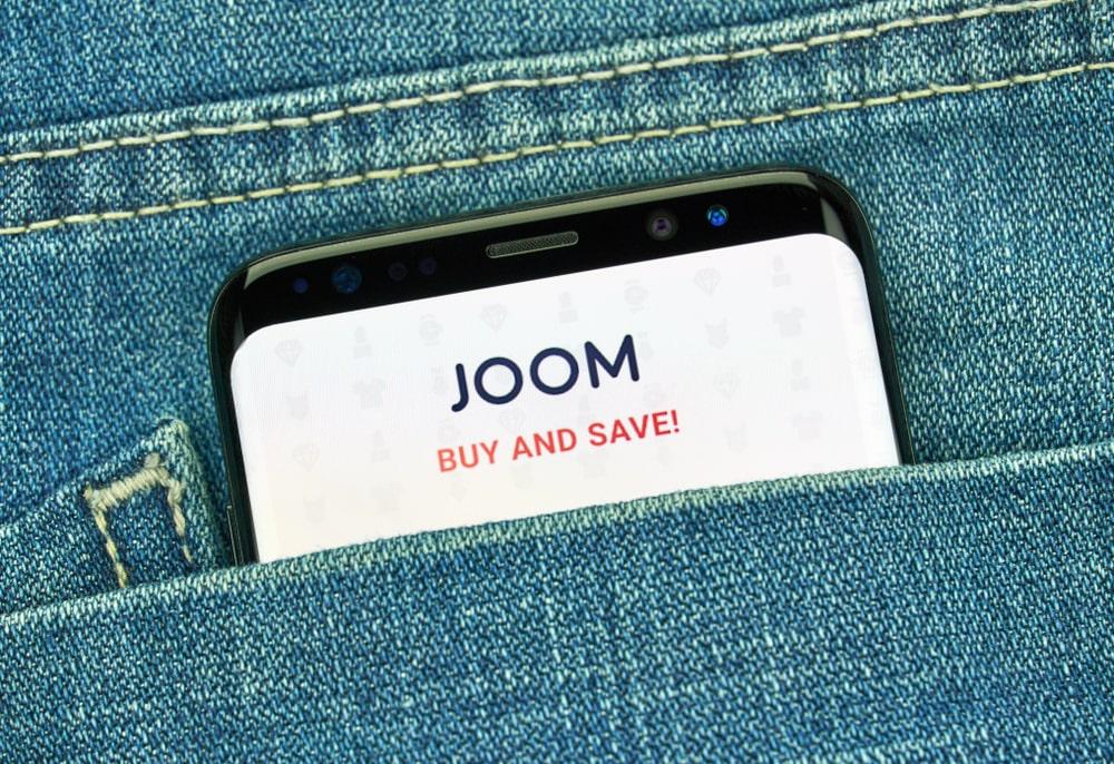 Joom mobile app
