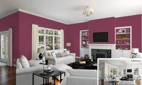Juneberry by Sherwin-Williams