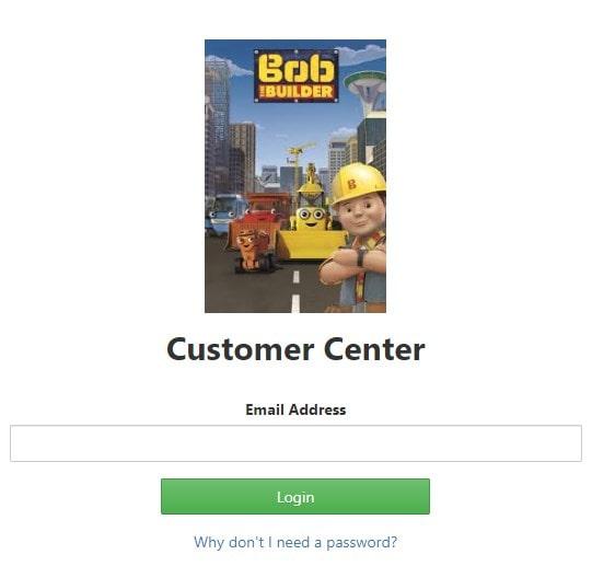 Kickserv Customer Center