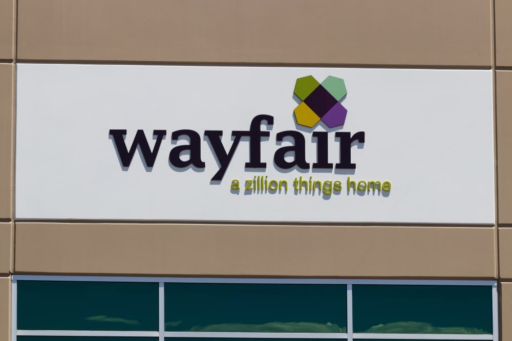 Wayfair office in Las Vegas.