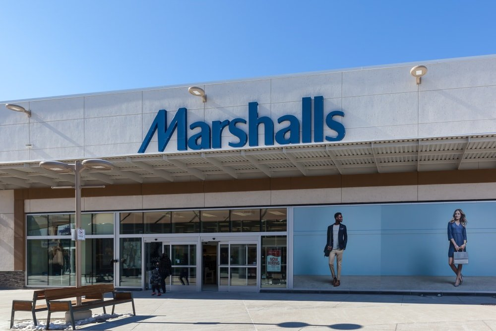 Marshalls storefront in Nigeria on the Lake, Canada.