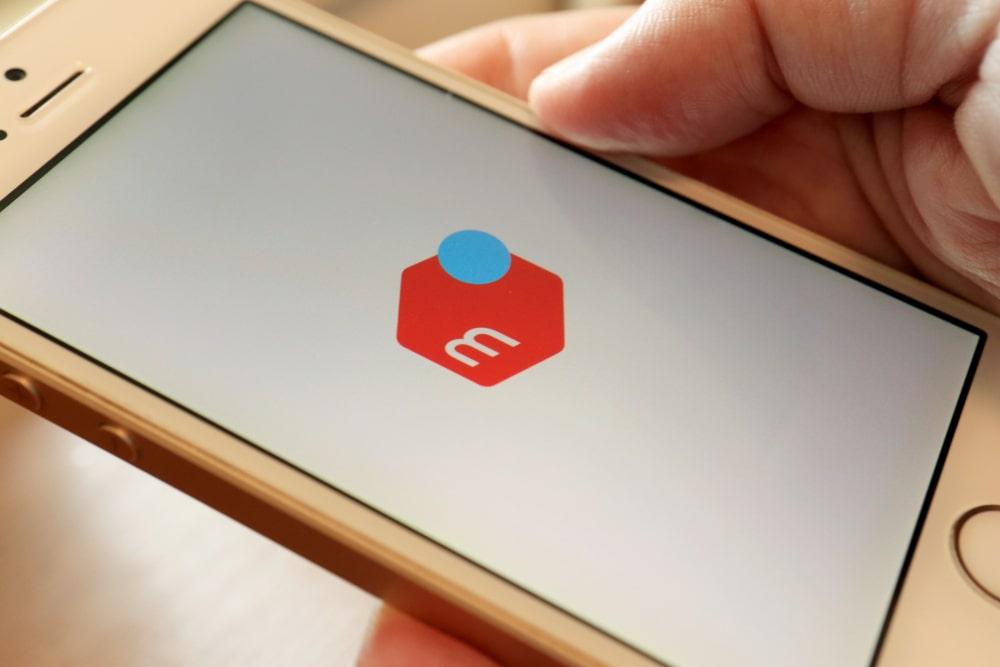 Mercari mobile app