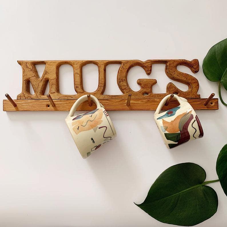 Mug rack