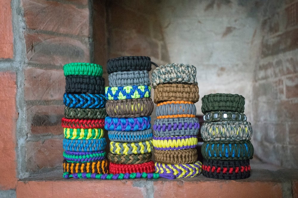 Survival Paracord Bracelets