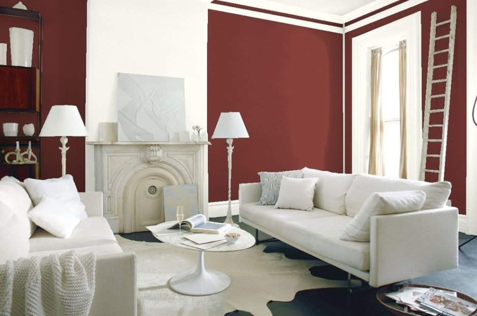 Sun-dried Tomato by Benjamin Moore