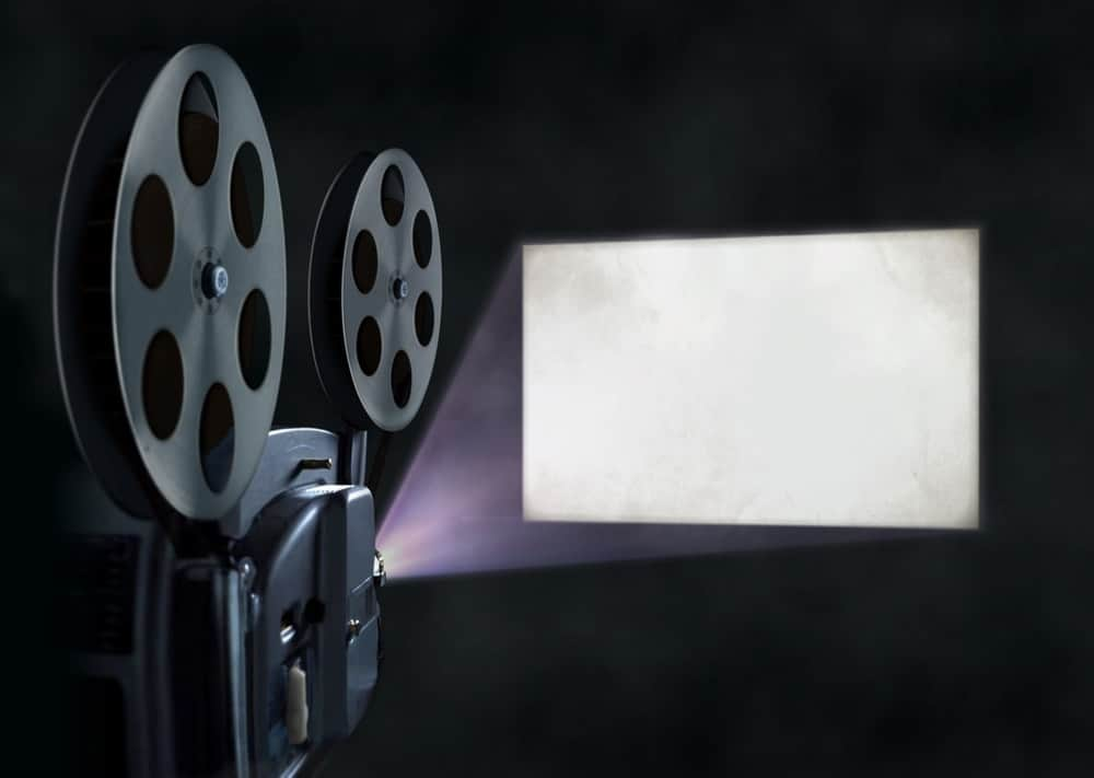 Theater projector