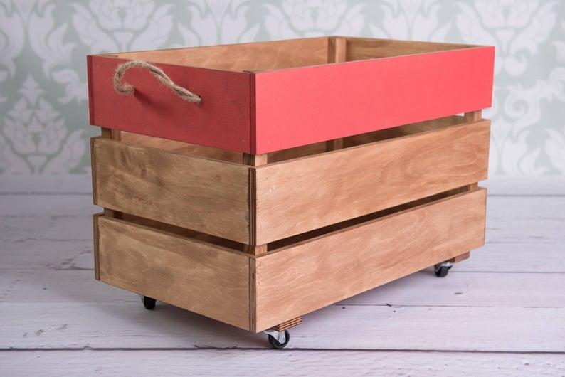 Toybox or Storage Chest