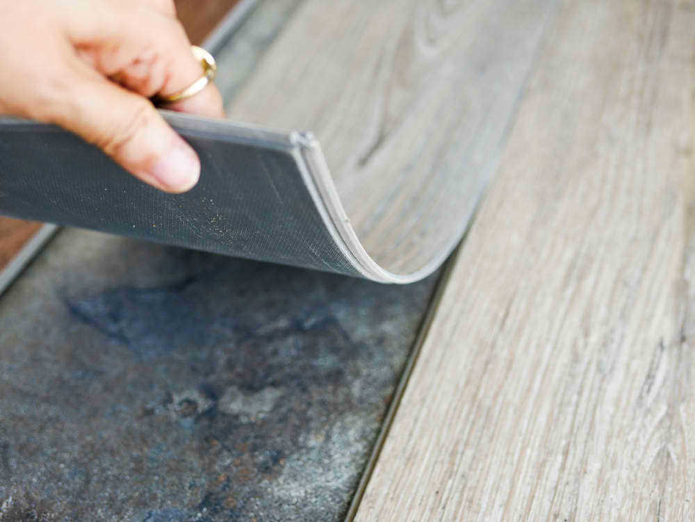 Vinyl Tiles or Planks - Glue Down version