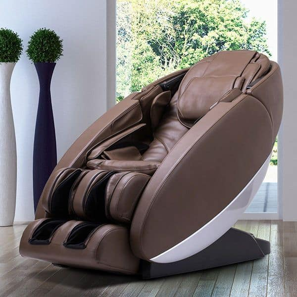 Refurbished Novo XT Physical Therapy and Full Body Wellness Zero-Gravity Massage Chair