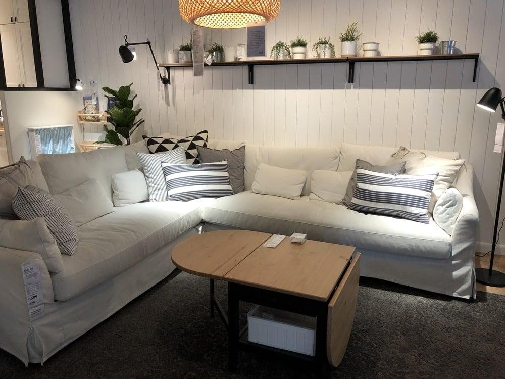 Fröslöv sofa