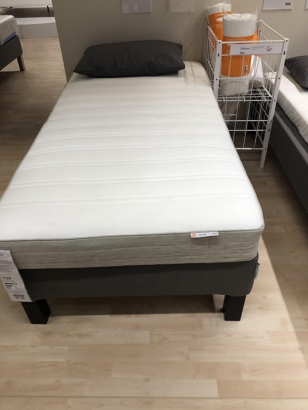 Hasvag mattress