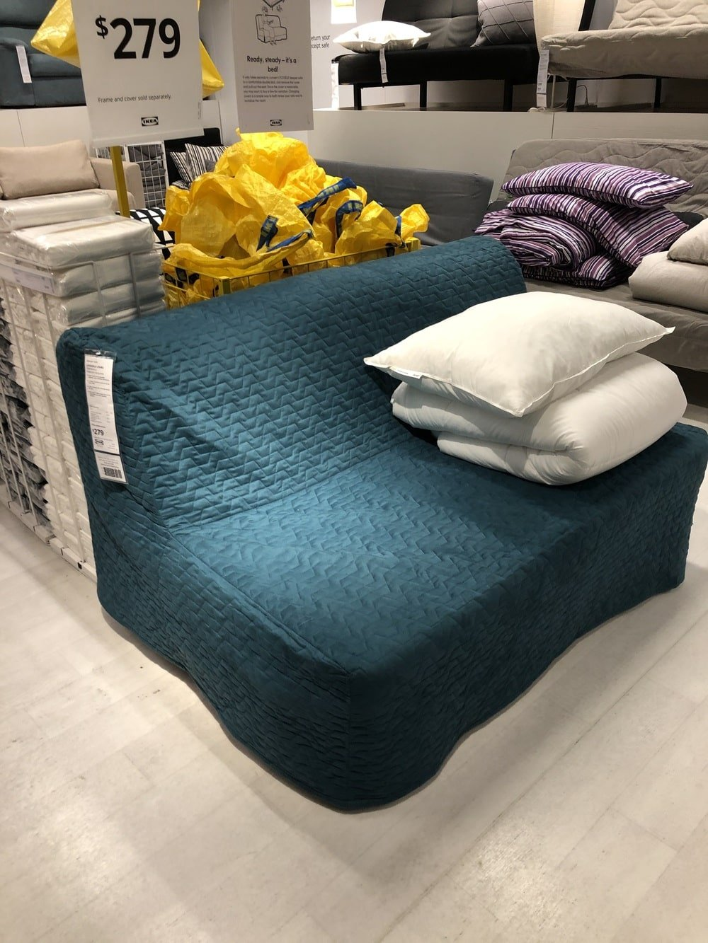 Picture of: Our Mega Ikea Futon And Sofa Bed Reviews Guide Ikea Field Trip Time