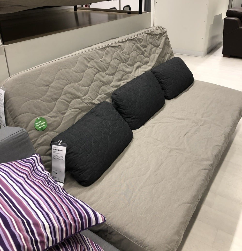 Our Mega Ikea Futon And Sofa Bed