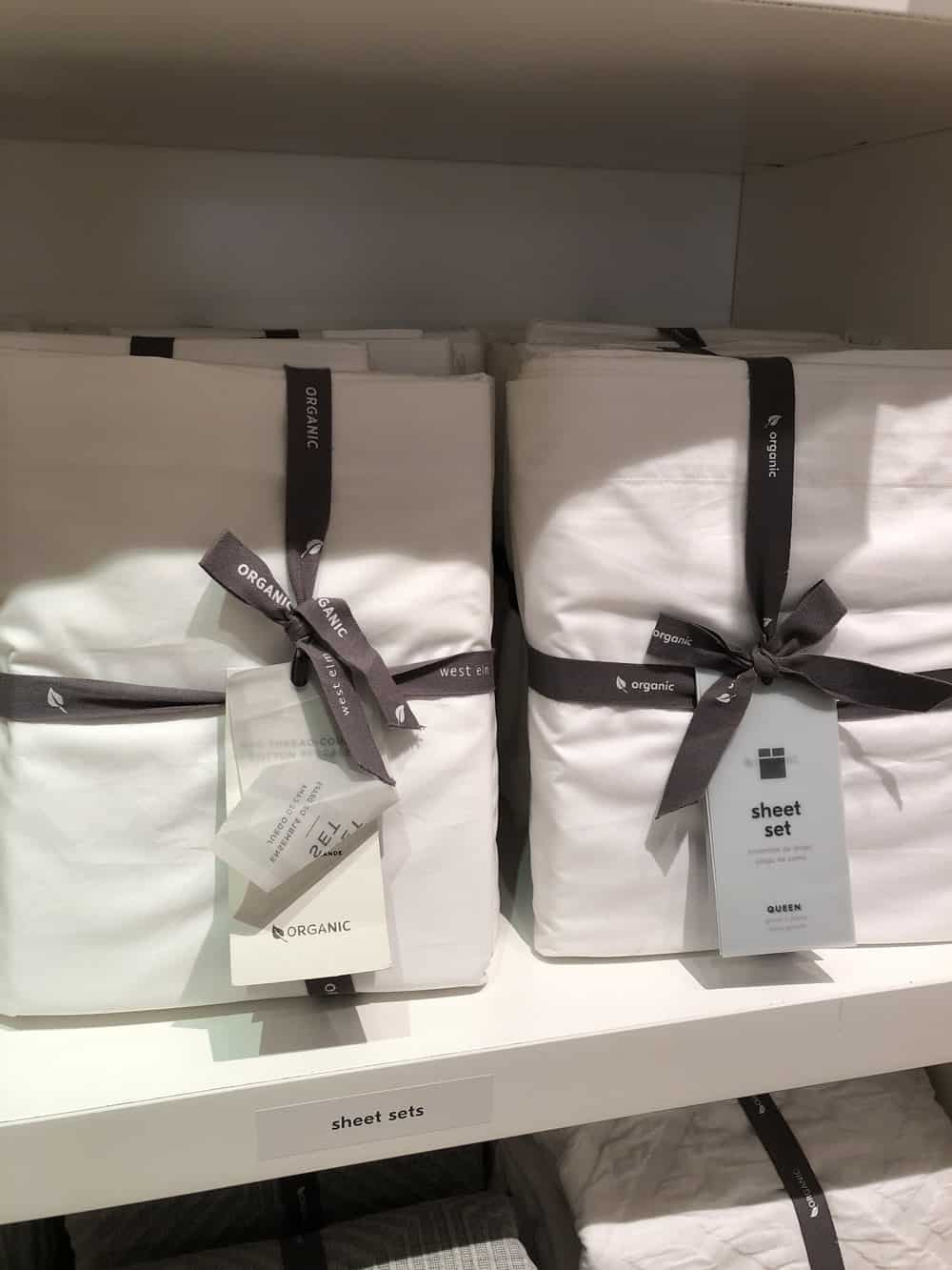 Organic-Cotton Percale by west elm
