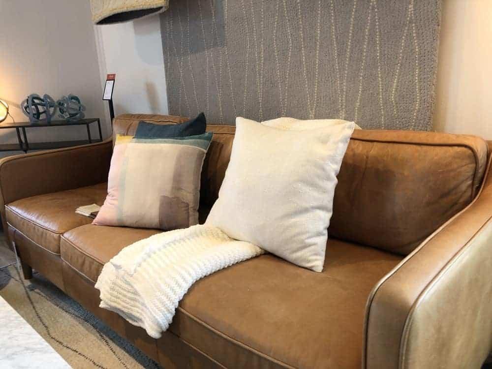 Hamilton sofa by west elm