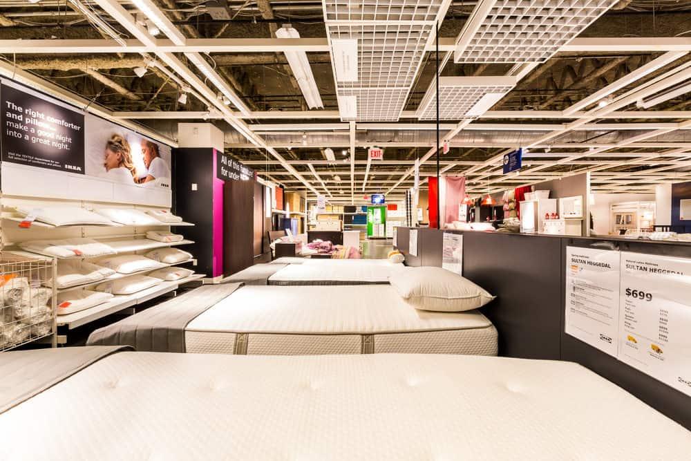IKEA mattresses