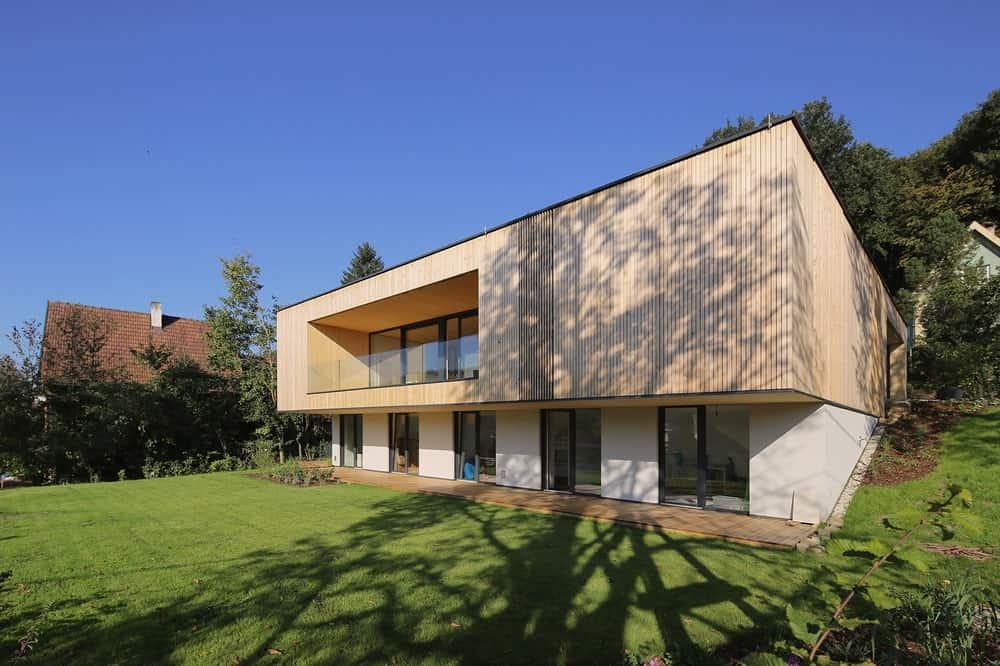 L-House by juri troy architects