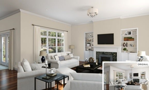 Accessible Beige by Sherwin-Williams