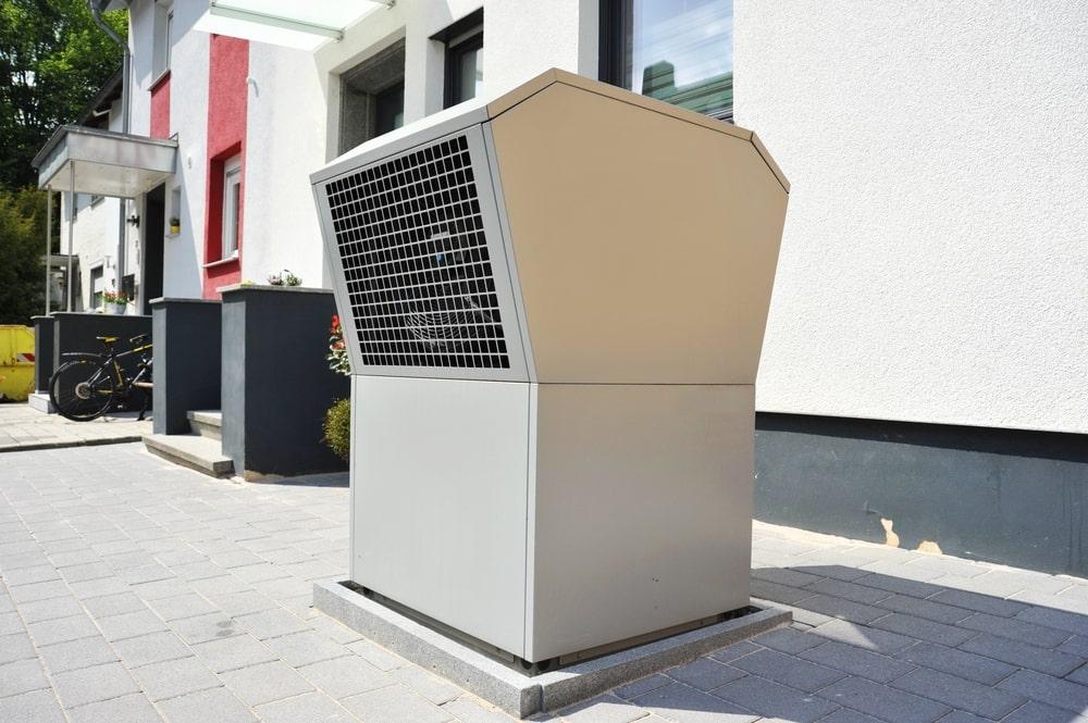 Air-air heat pump