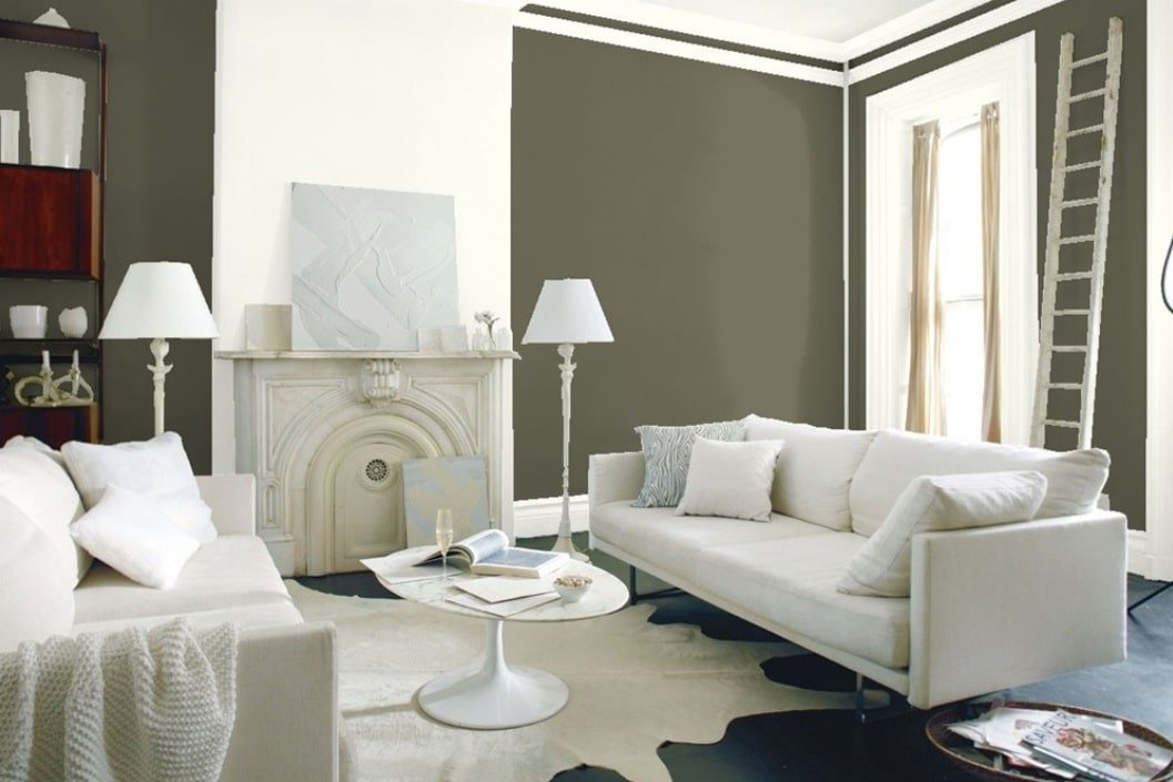 Army Green by Benjamin Moore
