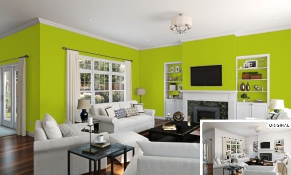 Center Stage Green by Sherwin-Williams