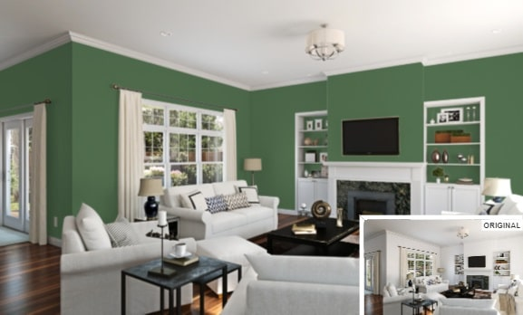 Cilantro by Sherwin-Williams