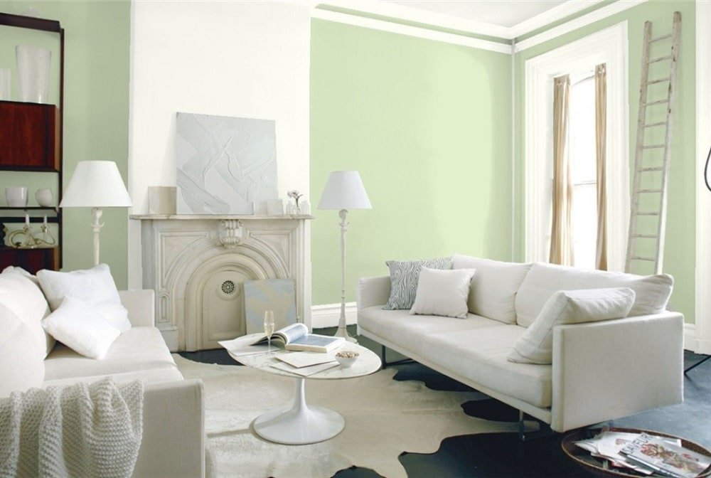Country Green by Benjamin Moore