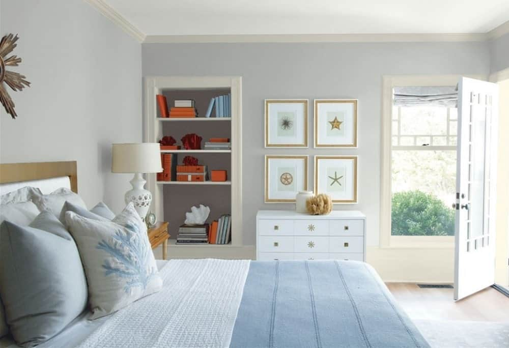 25 Of The Best Gray Paint Options For Primary Bedrooms Home Stratosphere