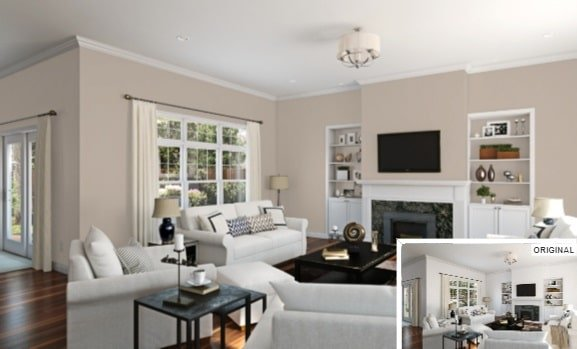 Diverse Beige by Sherwin-Williams