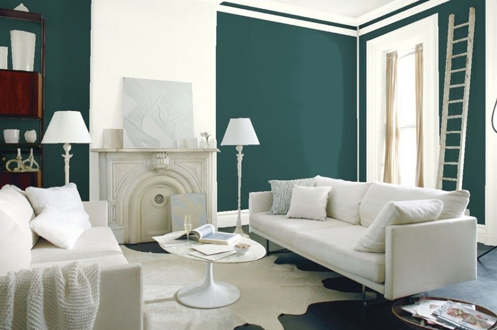 Dollar Bill Green by Benjamin Moore