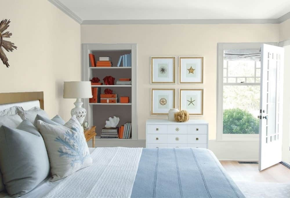 Gray Paint Options For Master Bedrooms