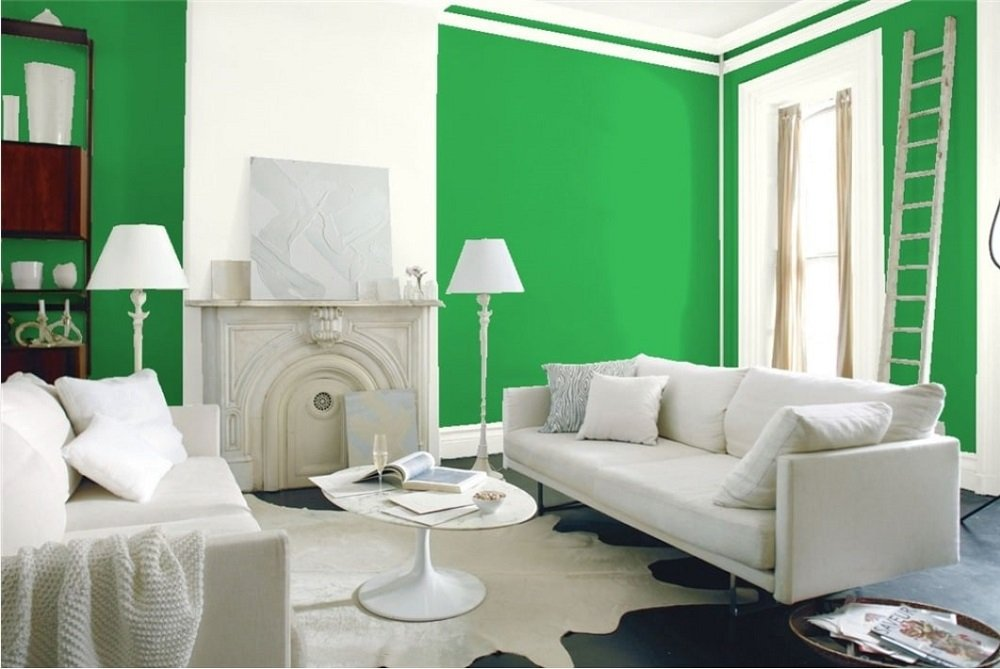 Fresh Scent Green by Benjamin Moore