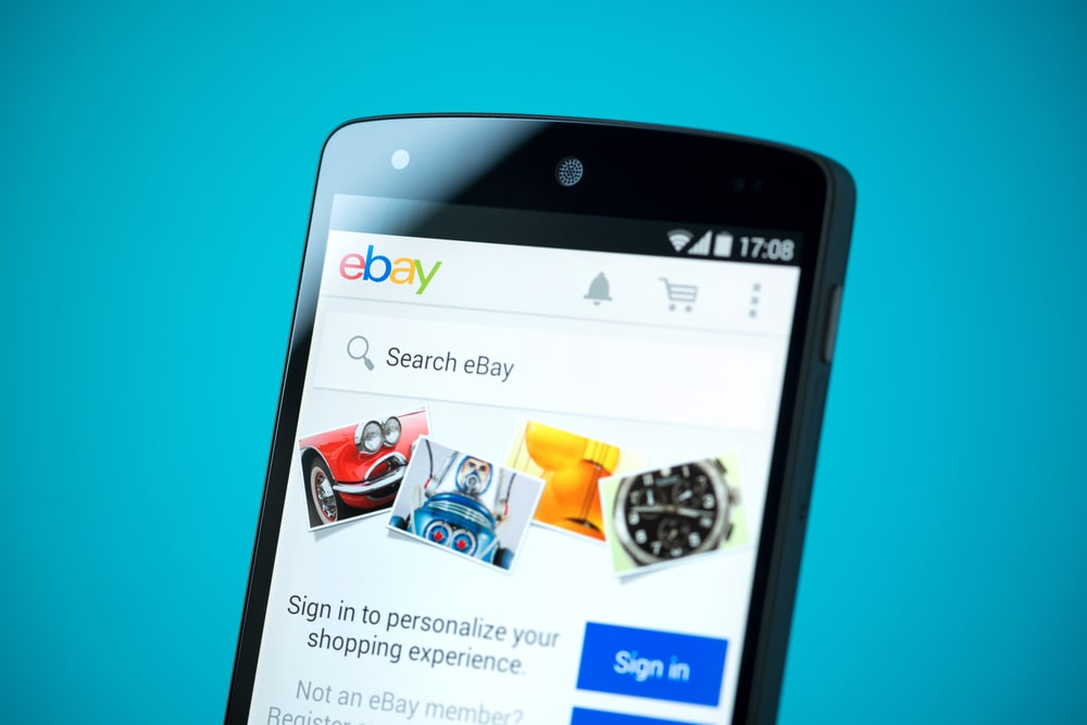 Closeup of Google Nexus 5.
