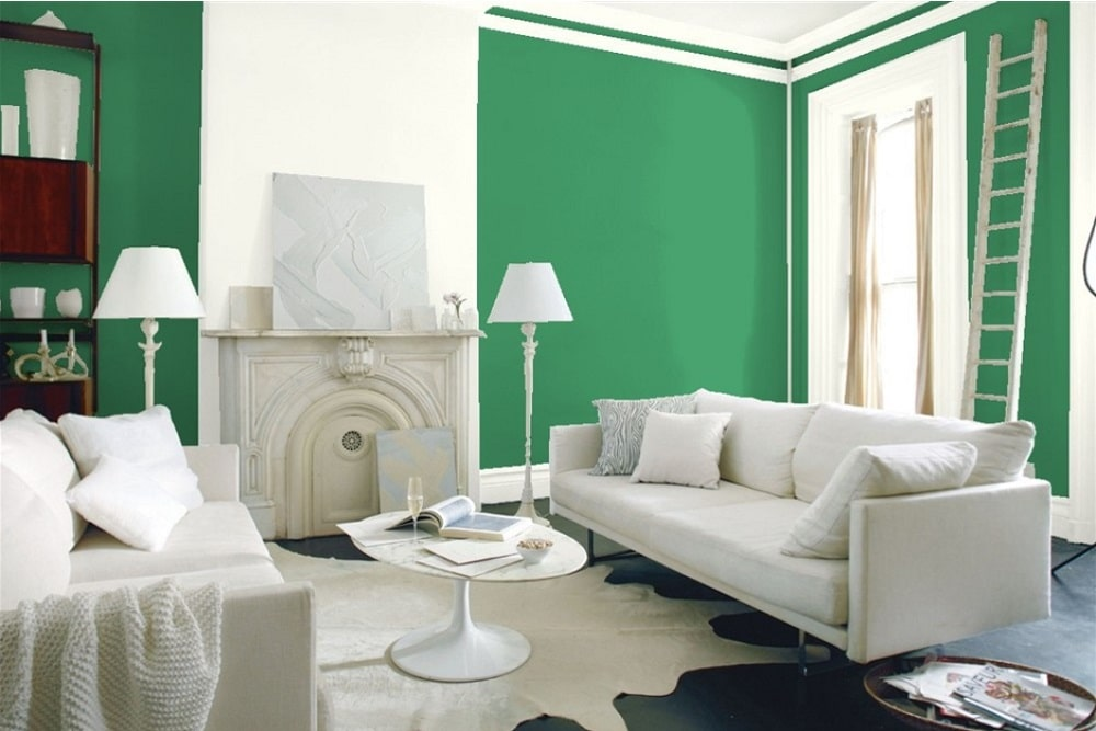 Green with Envy by Benjamin Moore