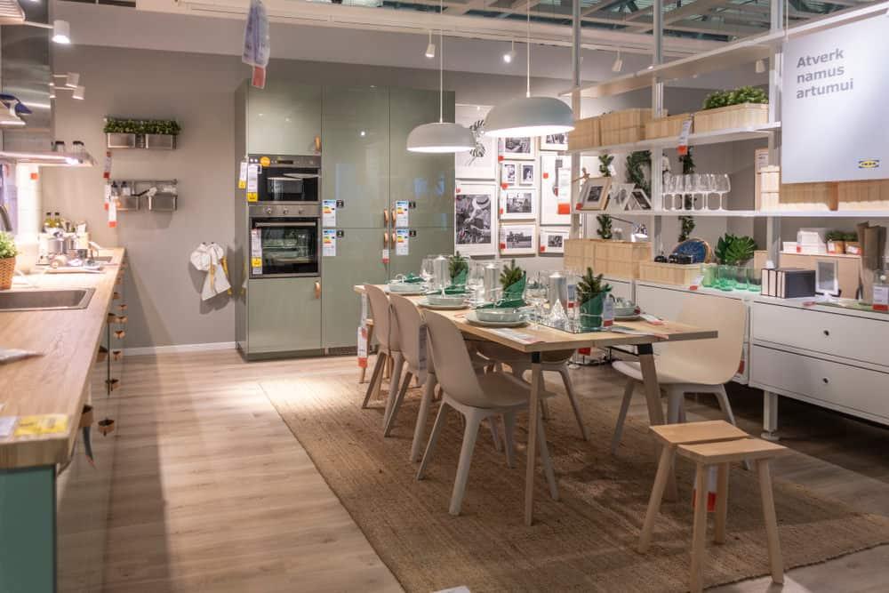 IKEA dining room set