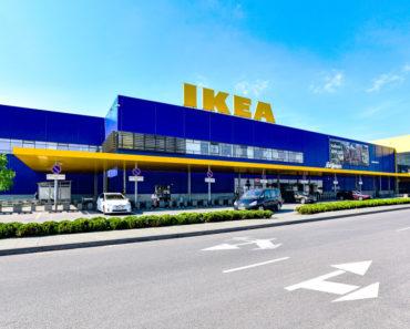 Massive IKEA store