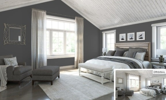 Peppercorn by Sherwin-Williams